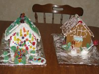 200912 - Gingerbread Houses
